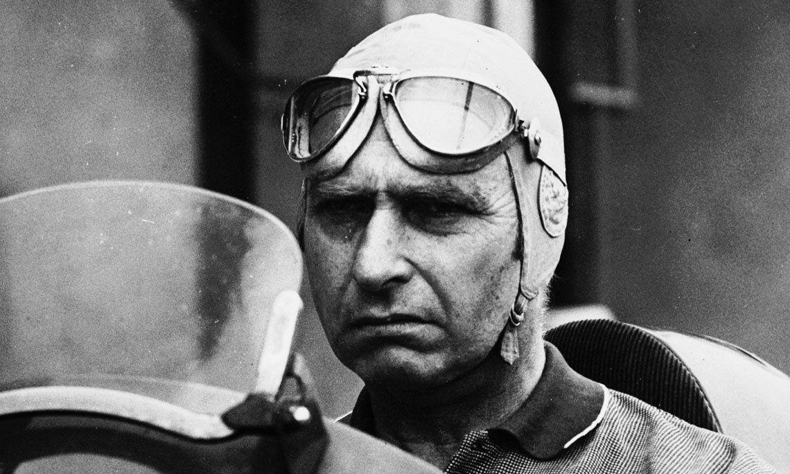 En fotos: a 25 años de la partida de Juan Manuel Fangio