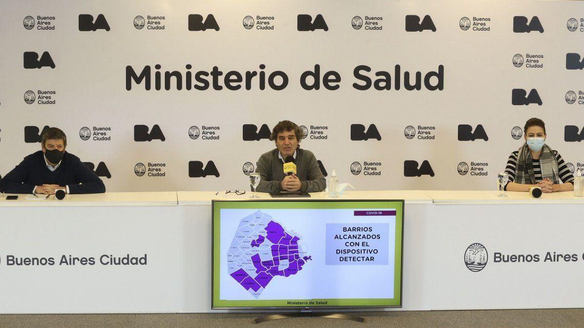Quirós: Es momento de desandar porque la ciudadanía y el Estado hicieron un enorme esfuerzo
