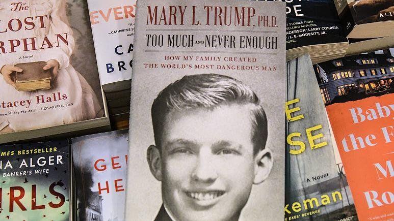 El libro de la sobrina de Trump rompe récords de venta : Mi tío es incapaz de ser presidente