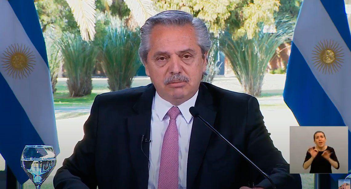 Alberto Fernández: Entre el 18 de julio y el 2 de agosto vamos ir tratando de volver a la vida habitual escalonadamente