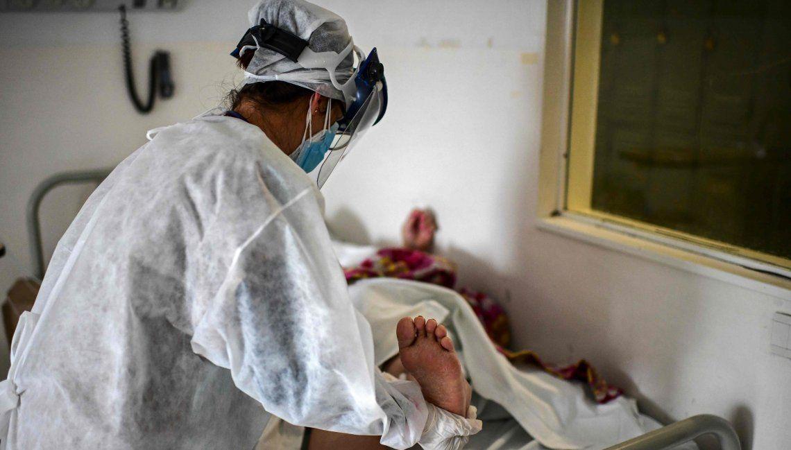 Las enfermedades preexistentes son uno de los principales riesgos para la contracción de coronavirus.
