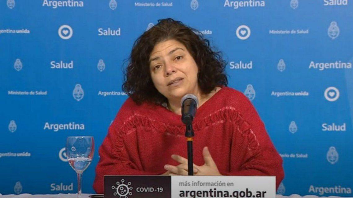 Coronavirus en Argentina: se registraron 21 nuevas muertes
