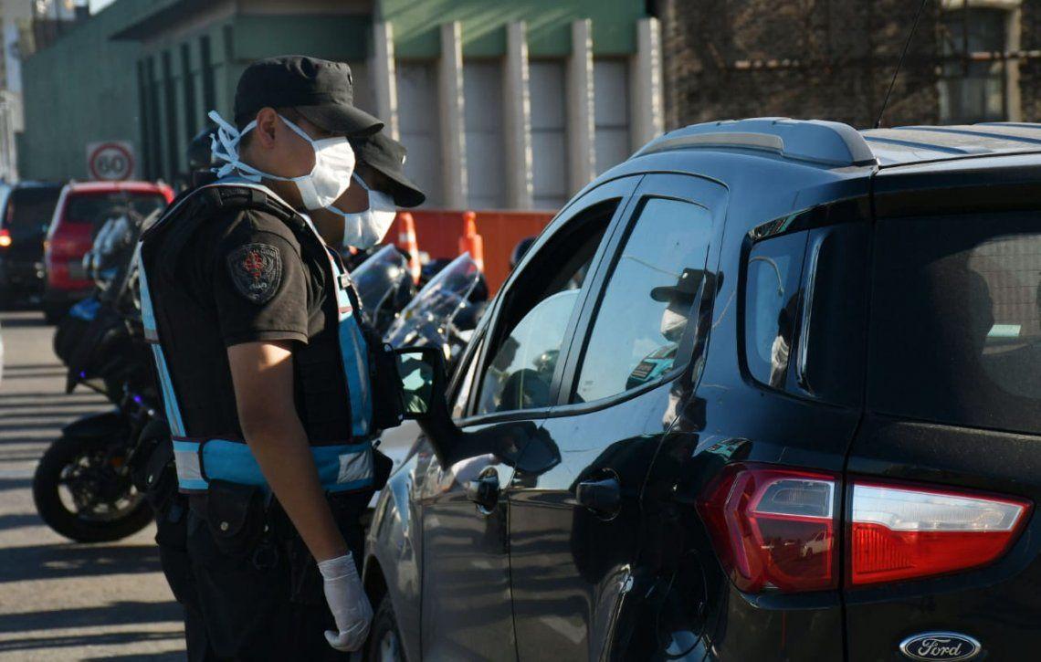 Coronavirus en la Ciudad: retendrán la licencia de conducir a quienes no tengan permiso de circulación