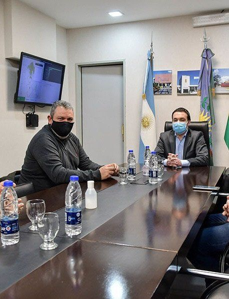 Proyectan agenda post pandemia en Florencio Varela