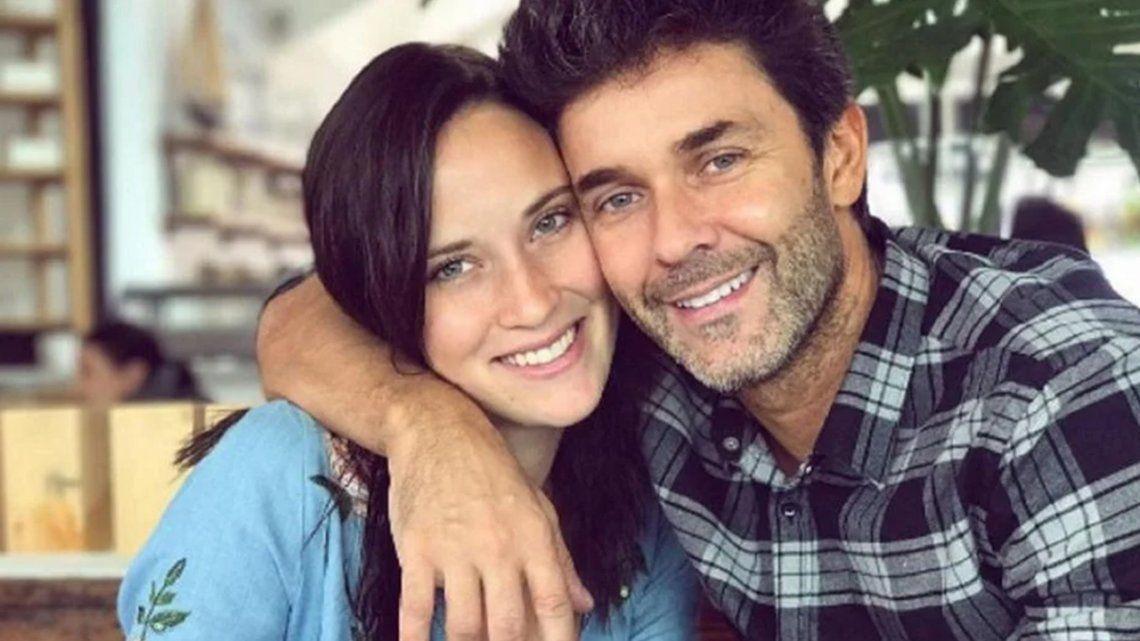 Mariano Martínez borró a Camila Cavallo de su pasado