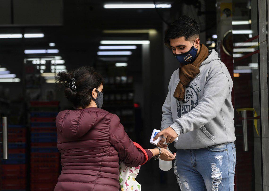 En fotos: Buenos aires se prepara para la nueva fase de la cuarentena