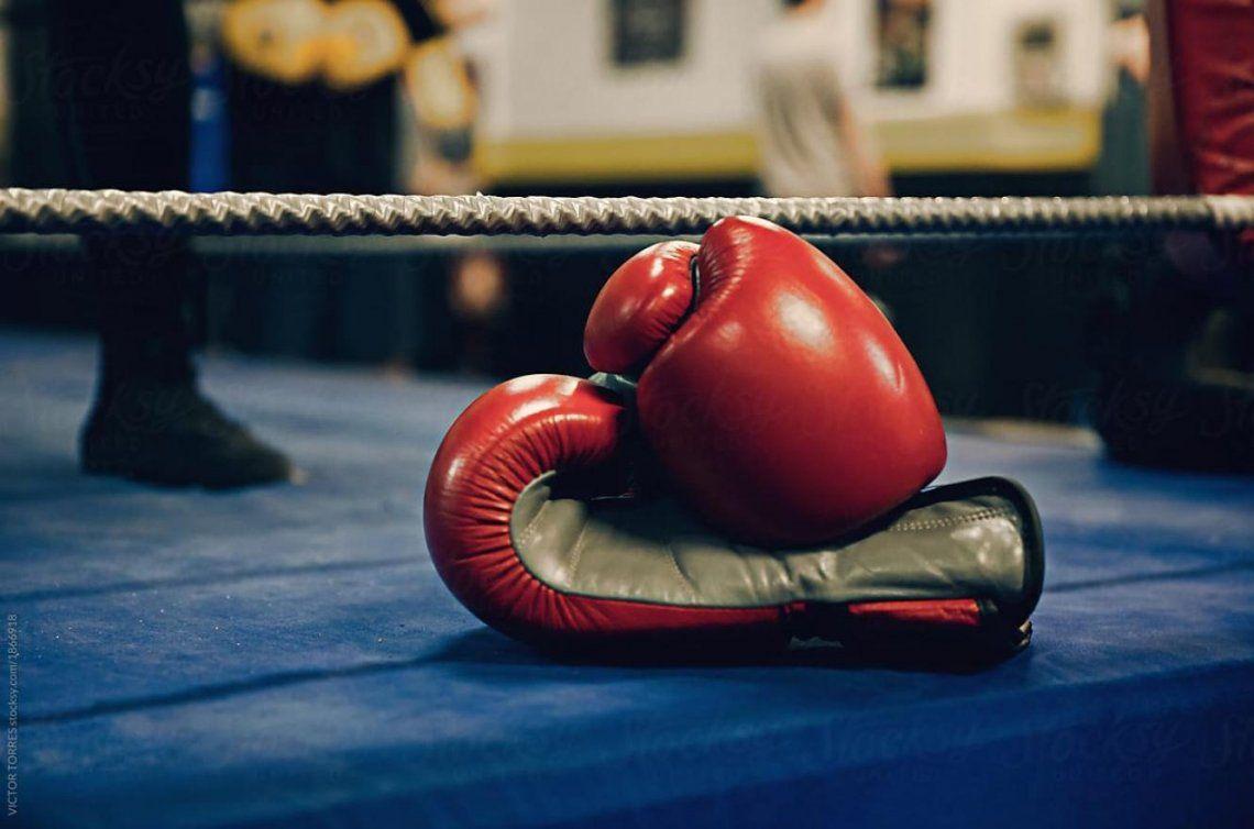 Boxeo a la deriva