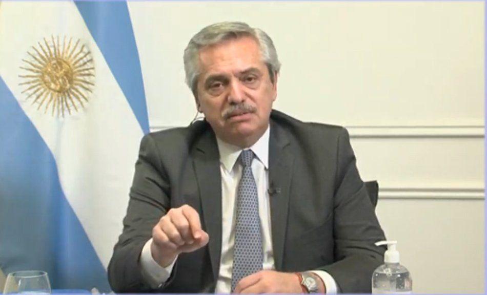 Alberto Fernández sobre Astudillo Castro: Hay que garantizar que se investigue como corresponde