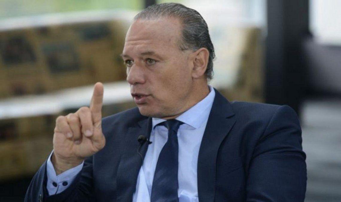Sergio Berni dispuso cambios en la cúpula policial de Quilmes