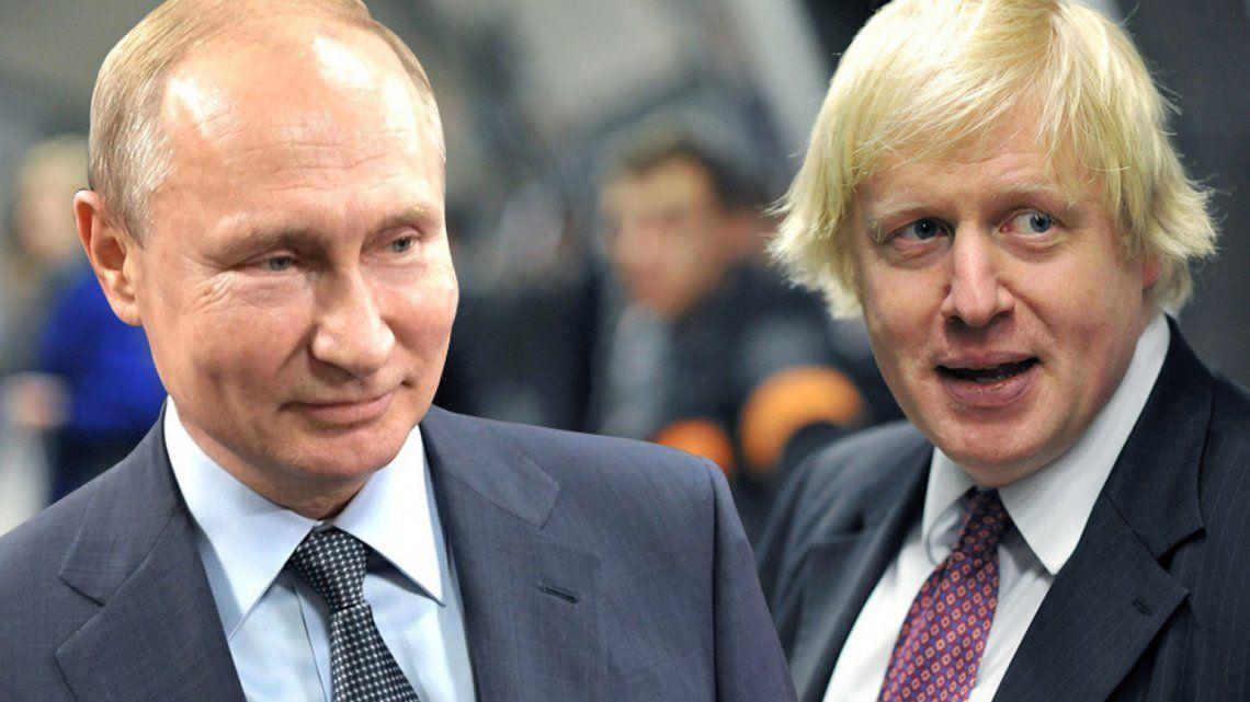 Reino Unido admitió influencia rusa en sus procesos democráticos