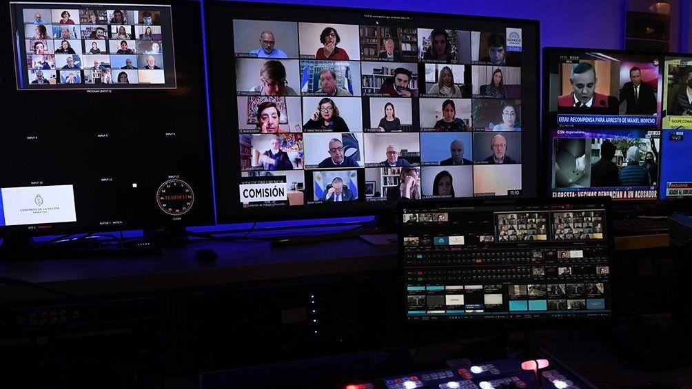 Teletrabajo: el Frente de Todos rechaza modificaciones al proyecto de ley
