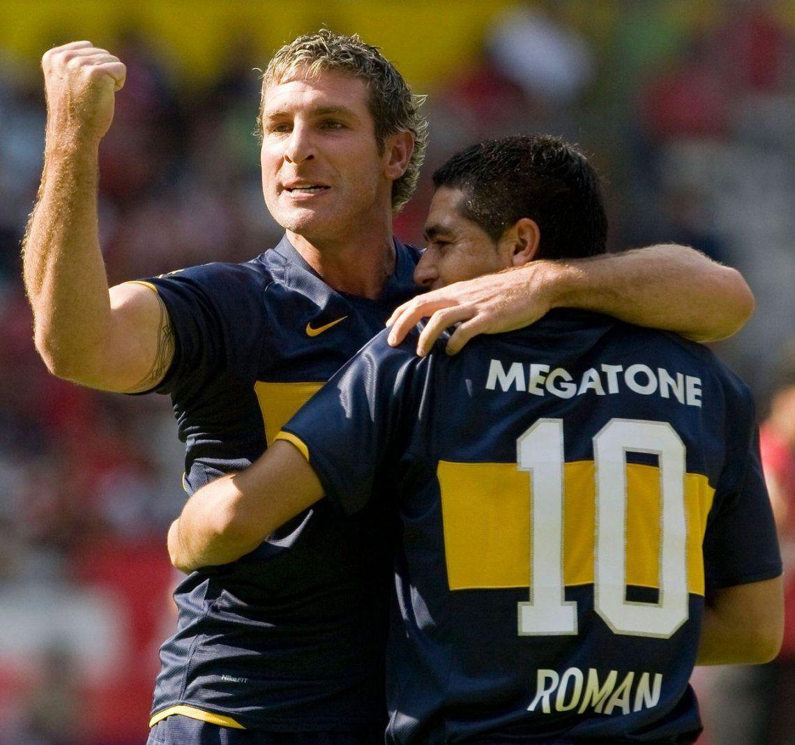 Boca: ex DT reveló cómo vivió el enfrentamiento entre Palermo y Riquelme: Era jodido