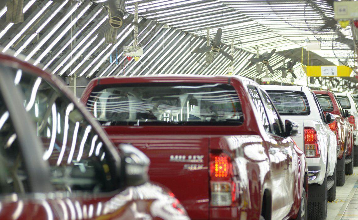 La producción de vehículos creció en septiembre 16,1% interanual, la suba más importante del año