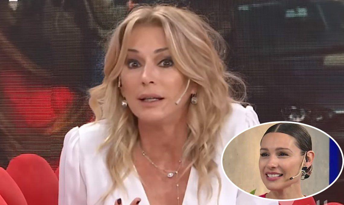 Yanina Latorre retó a Pampita: Te desafío a que averigües cuánto gano y lo muestres