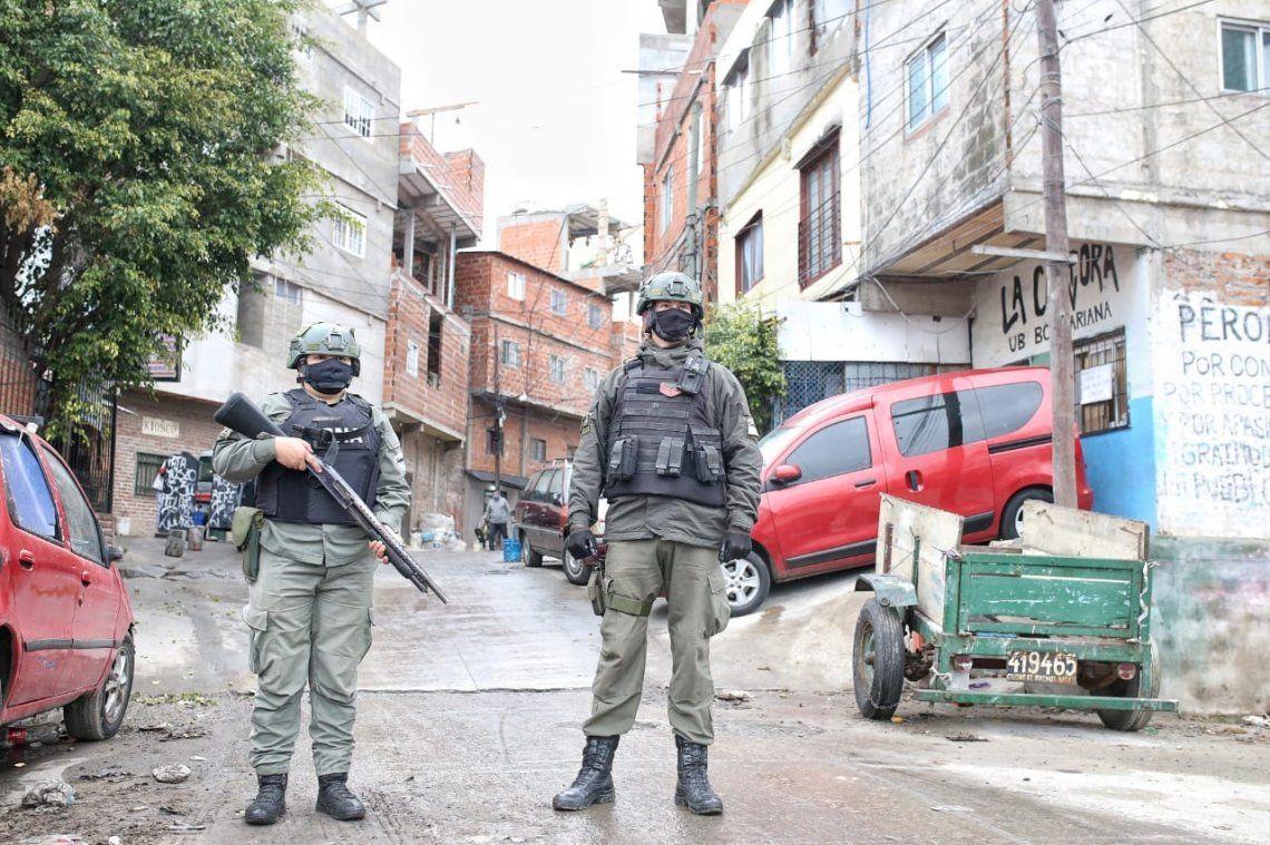 Provincia de Buenos Aires: envían efectivos de Fuerzas Federales ante el crecimiento de la inseguridad