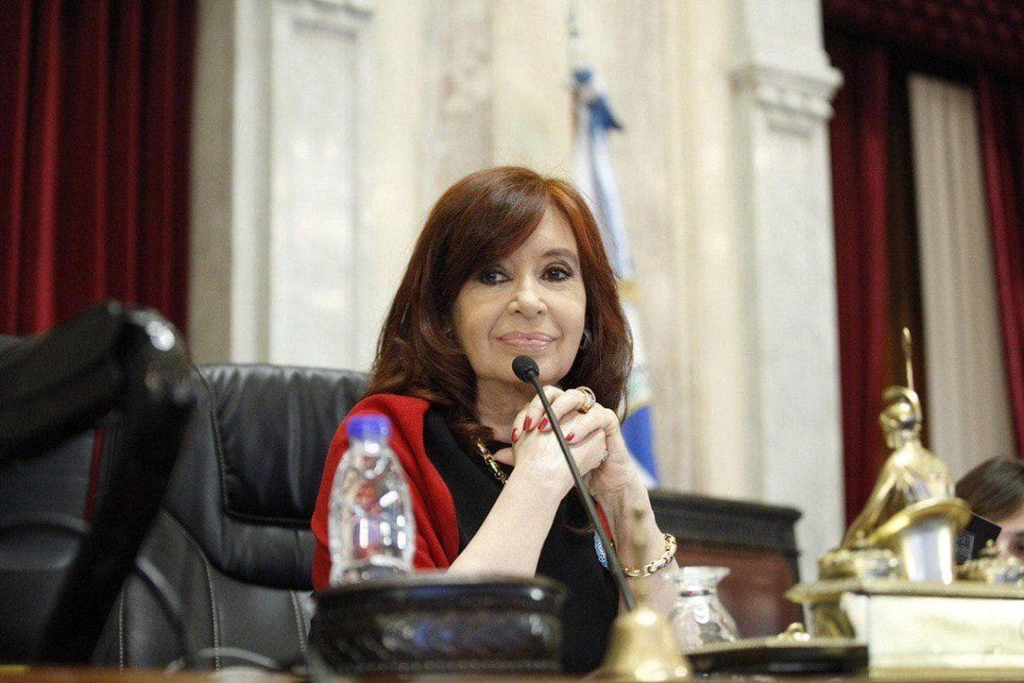 Así fue el picante cruce entre Cristina Kirchner y Martín Lousteau: No me tutee