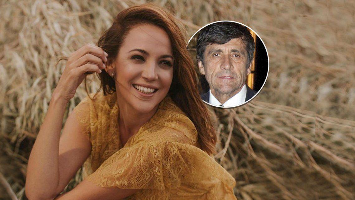 La conmovedora despedida de Valeria Gastaldi a su padre