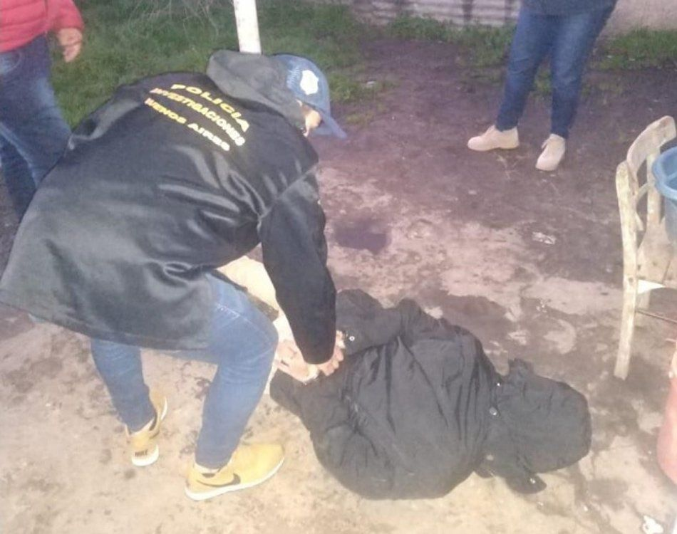 Quilmes: detienen a El Enano Dahmer, el último prófugo por el asalto al jubilado Jorge Ríos