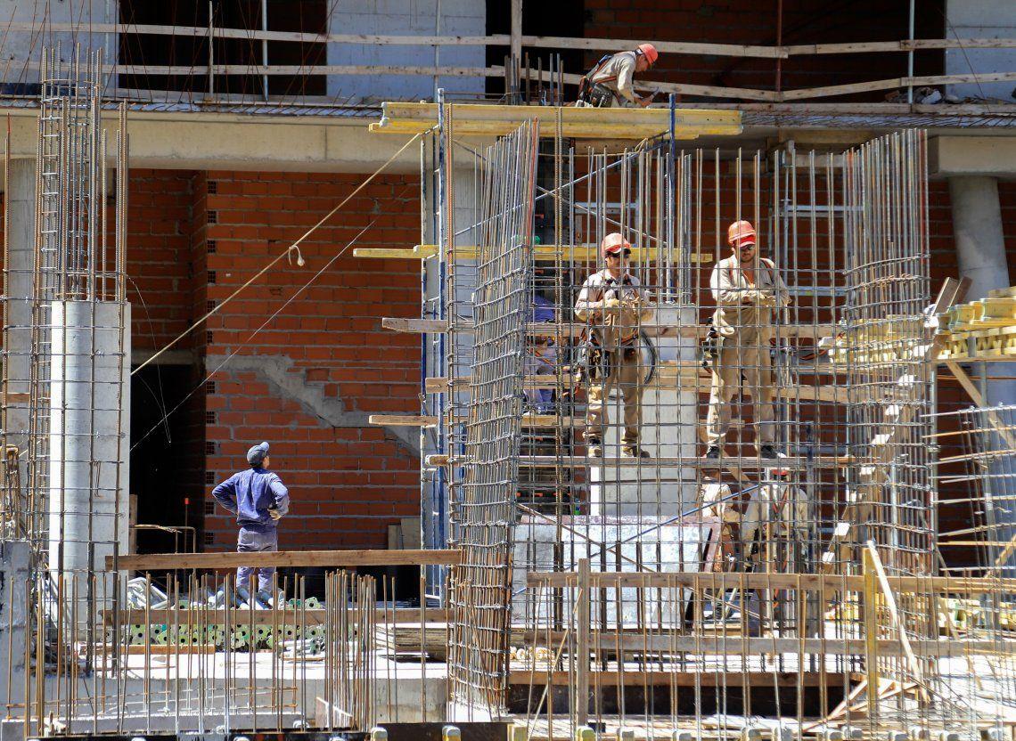 La construcción de viviendas en los planes del gobierno postpandemia.