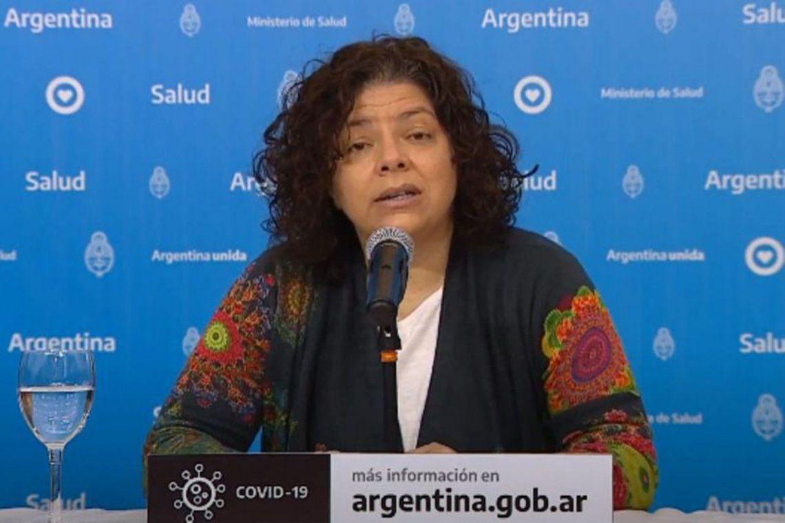 Coronavirus: confirman 17 nuevas muertes en la Argentina