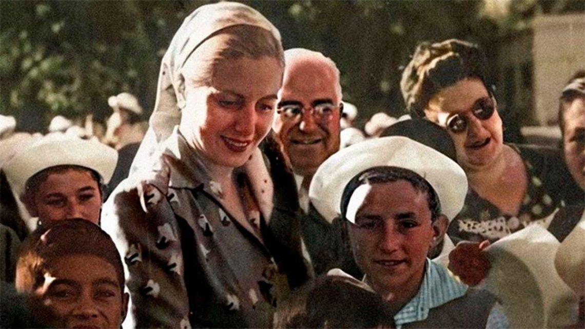 Alberto Fernández recordó a Eva Perón a 68 años de su fallecimiento
