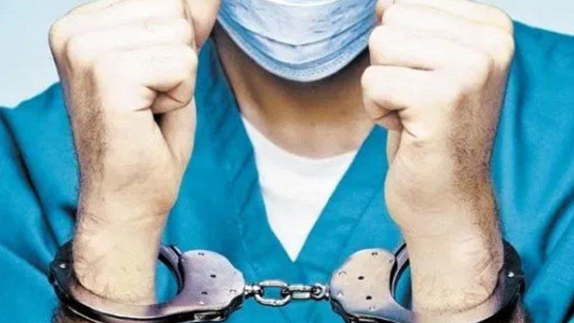 Falsos médicos, una nueva modalidad delictiva en tiempos de pandemia