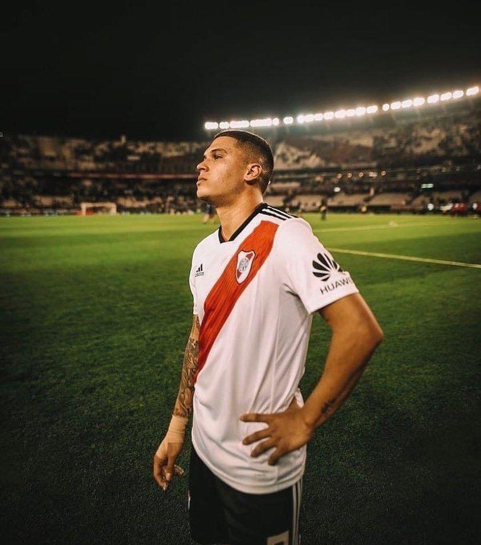 River: esta semana se define el futuro de Juanfer Quintero, Rojas y Carrascal