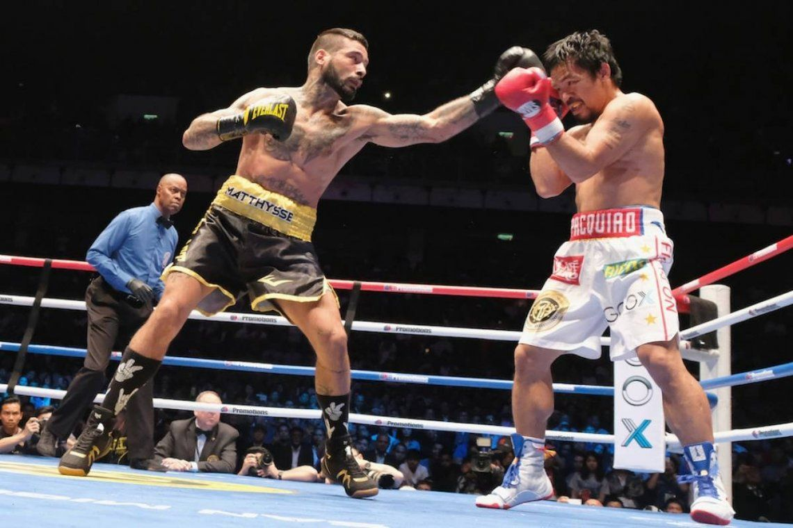 Colgó los guantes: Lucas Matthysse anunció su retiro definitivo del boxeo
