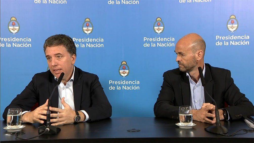 Causa de los peajes: procesaron a Guillermo Dietrich y Nicolás Dujovne se negó a declarar