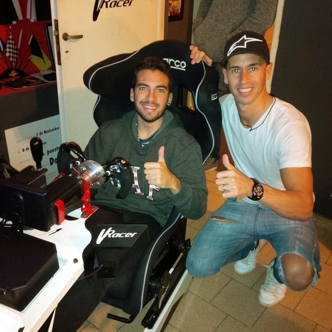 Pernía ganó en el TC virtual en San Nicolás con un Torino