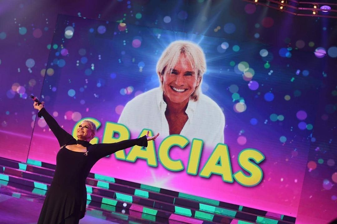 Así fue el arranque del Cantando con Angel de Brito y Laurita Fernández en la conducción