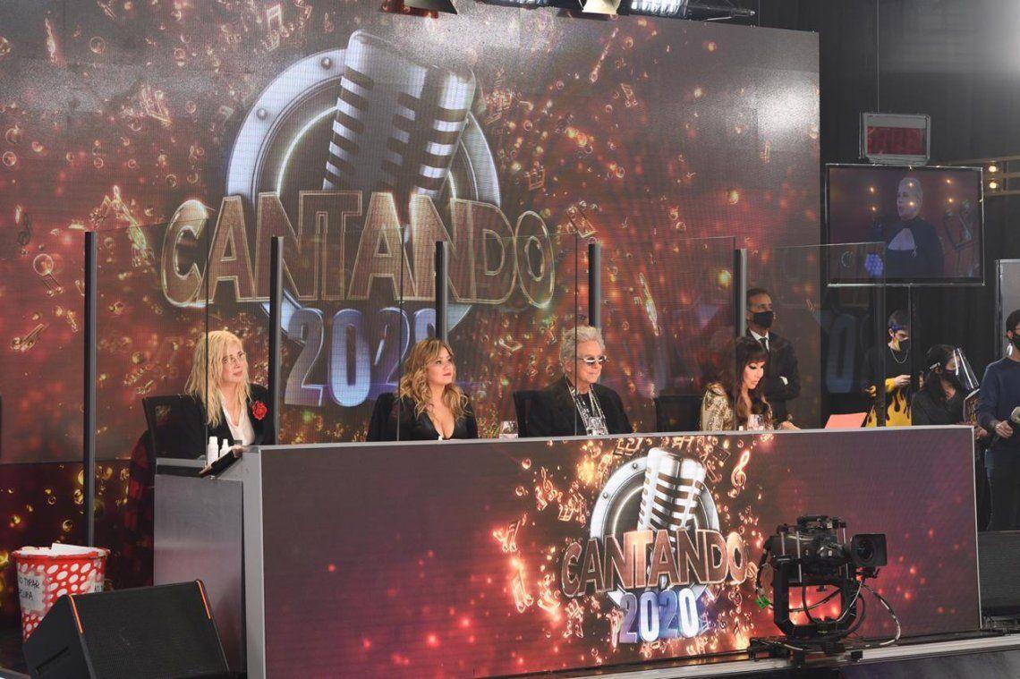 El debut de la quinta edición del Cantando 2020, en imágenes