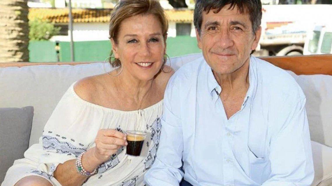 Marcela Tinayre: No voy a decir que Marcos se murió, sino que se hizo invisible