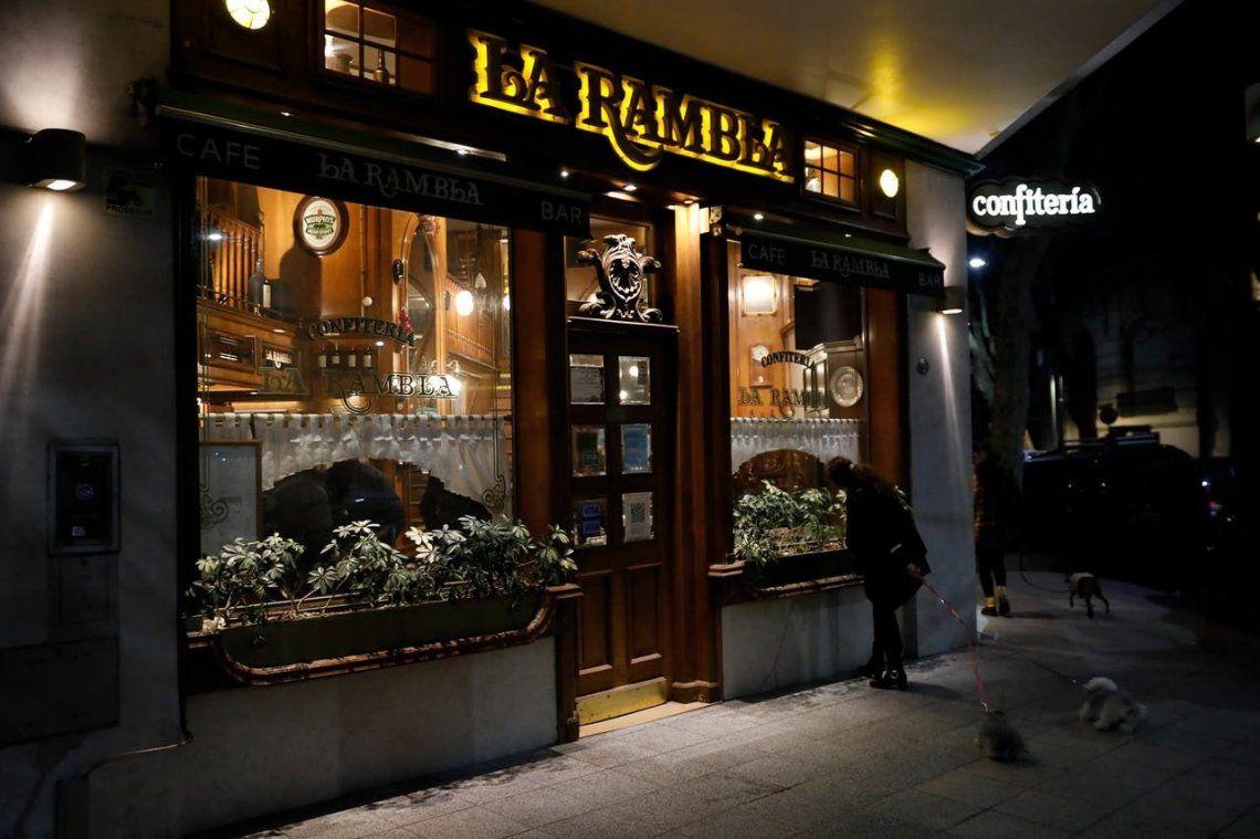 Pandemia y crisis económica: cerró La Rambla, el tradicional bar de Recoleta con 57 años de historia