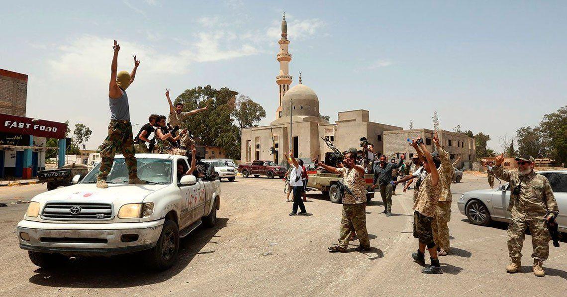 Libia, un polvorín que amenaza con un estallido global