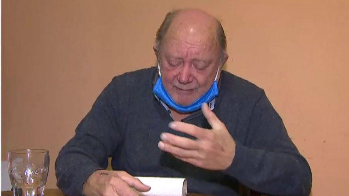 Internaron al jubilado que mató a un ladrón en Quilmes