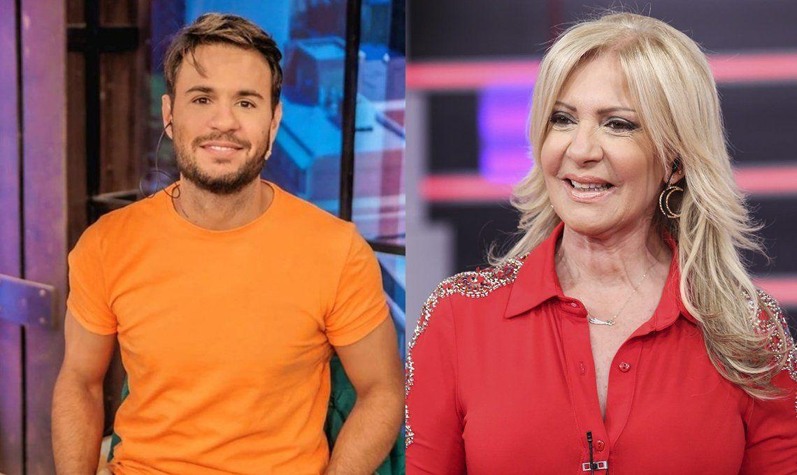 Susana Roccasalvo enfrentó a Tomás Dente: La victima soy yo, no te pongas en sacerdote