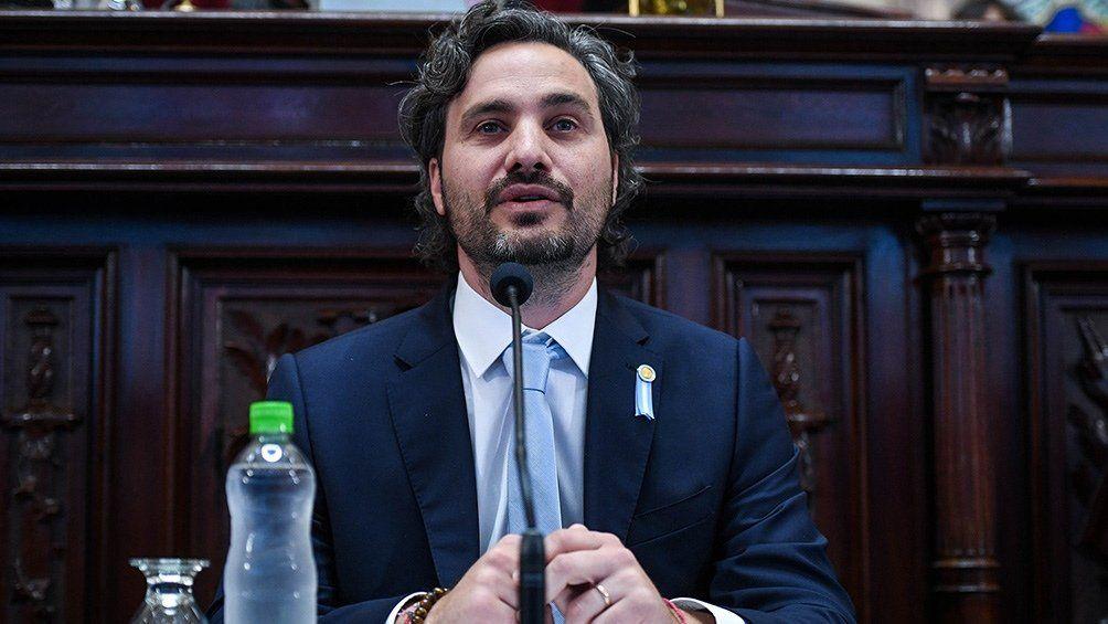 Santiago Cafiero: El diálogo político se ejerce y no se declara