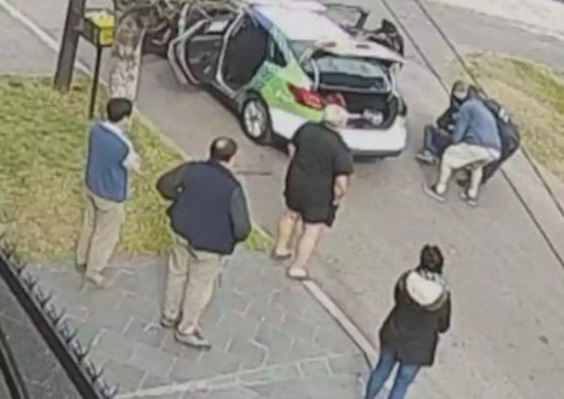 Crimen del repartidor en Adrogué: detuvieron a una pareja por el asesinato de Fernando Marino