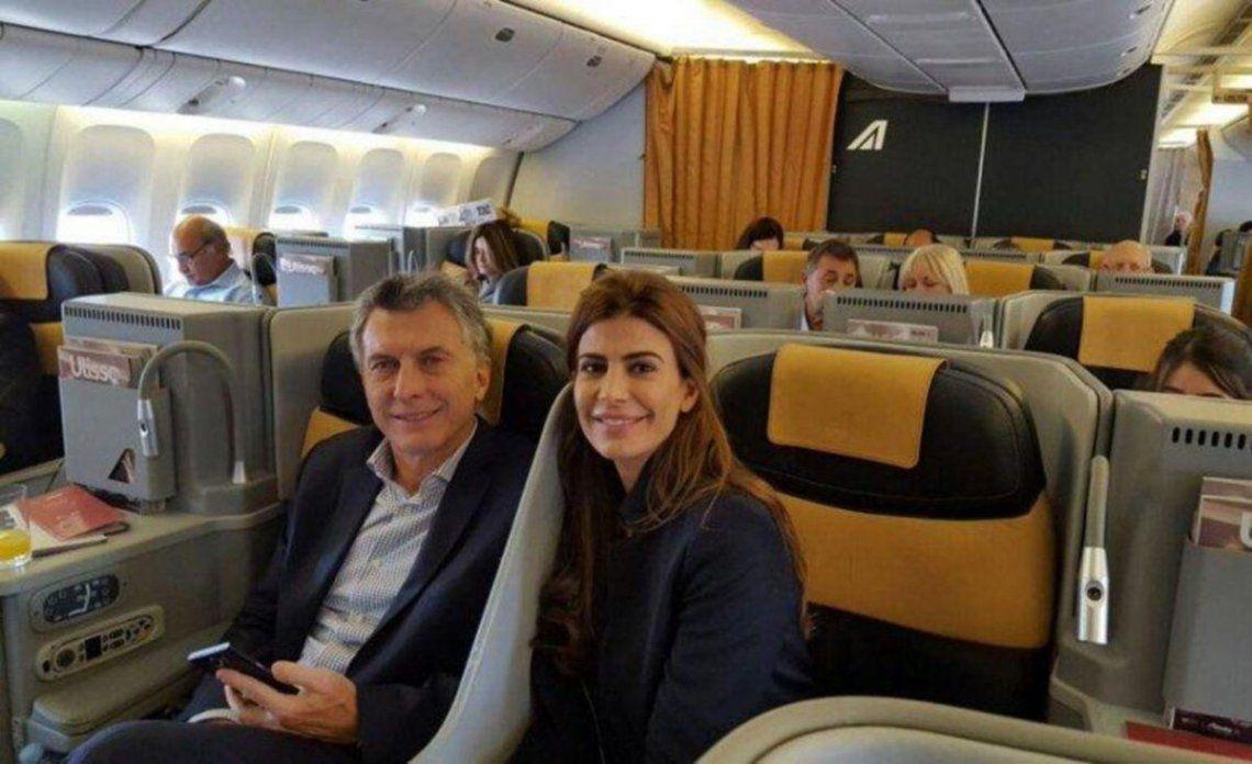 Sorpresivo viaje de Mauricio Macri a Europa junto a su familia