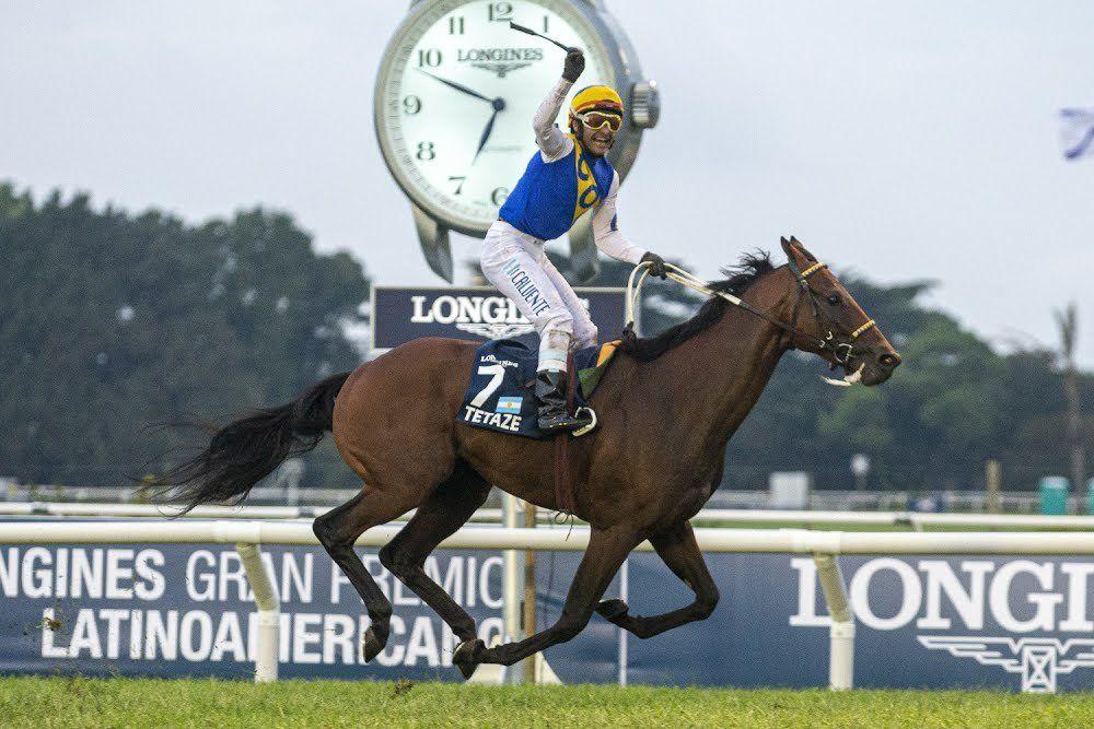 Turf: cuáles son los mejores caballos de Sudamérica