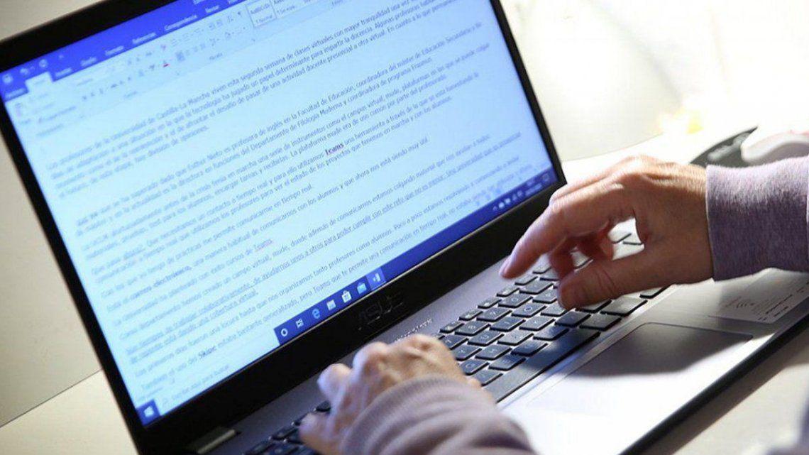 Computadoras para docentes: cómo y quiénes pueden acceder al crédito del Banco Nación