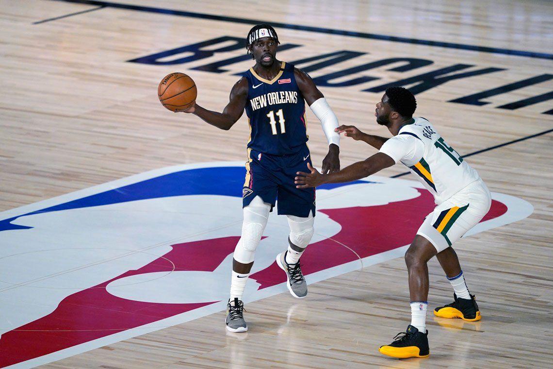 En fotos: volvió la NBA con el triunfo de los Los Ángeles Lakers en el clásico de la ciudad