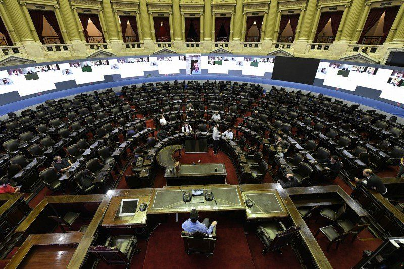 La Cámara de Diputados aprobó el Presupuesto 2021