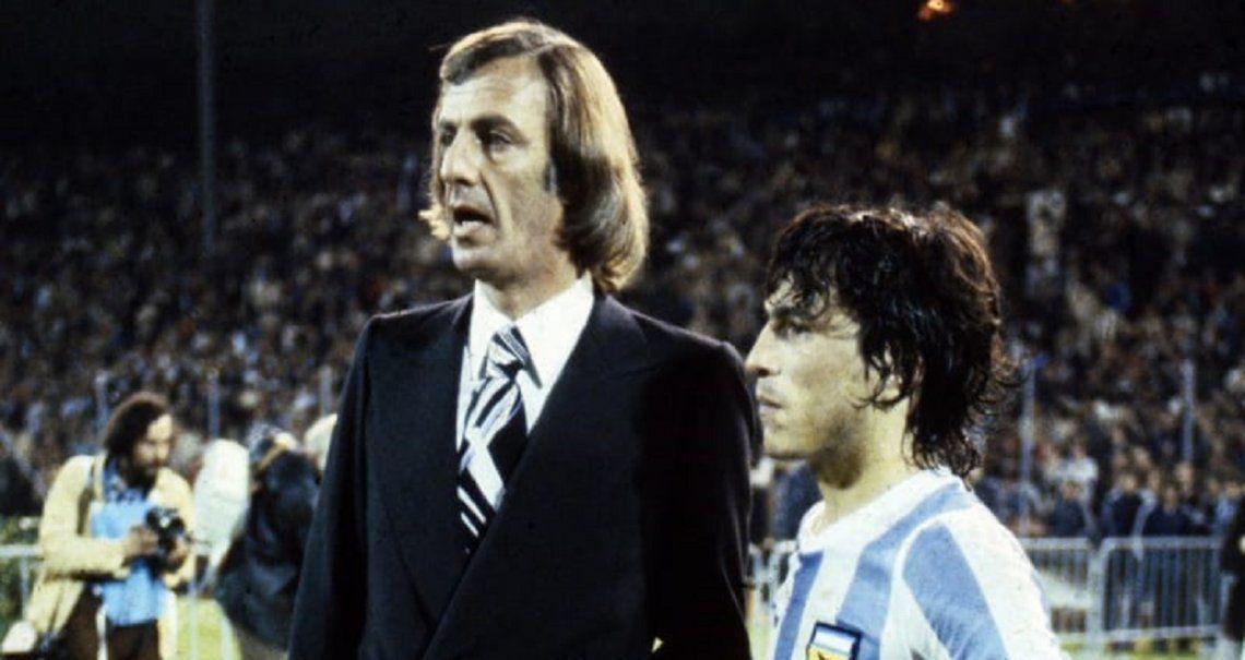 Menotti: Passarella fue superior y más completo que Beckenbauer