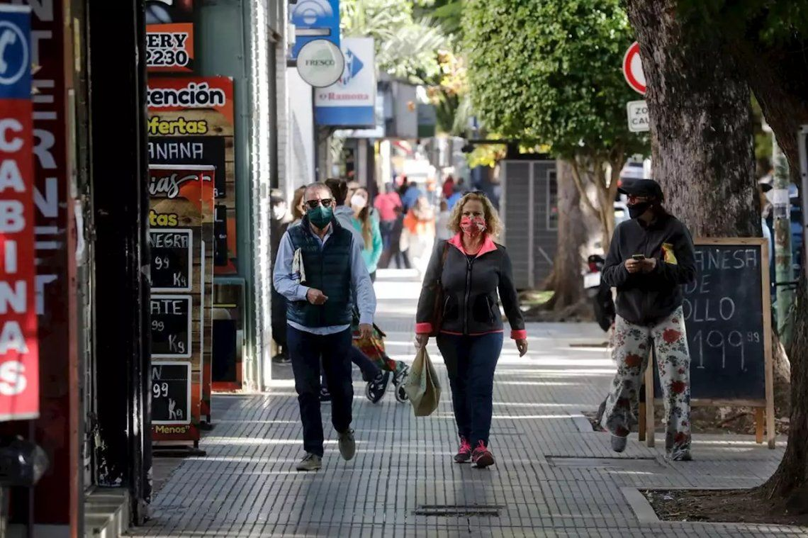 Coronavirus: afirman que la facturación en comercios de la Ciudad registró una tibia recuperación por la flexibilización