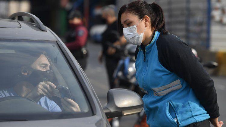 La Argentina superó los 200 mil contagios