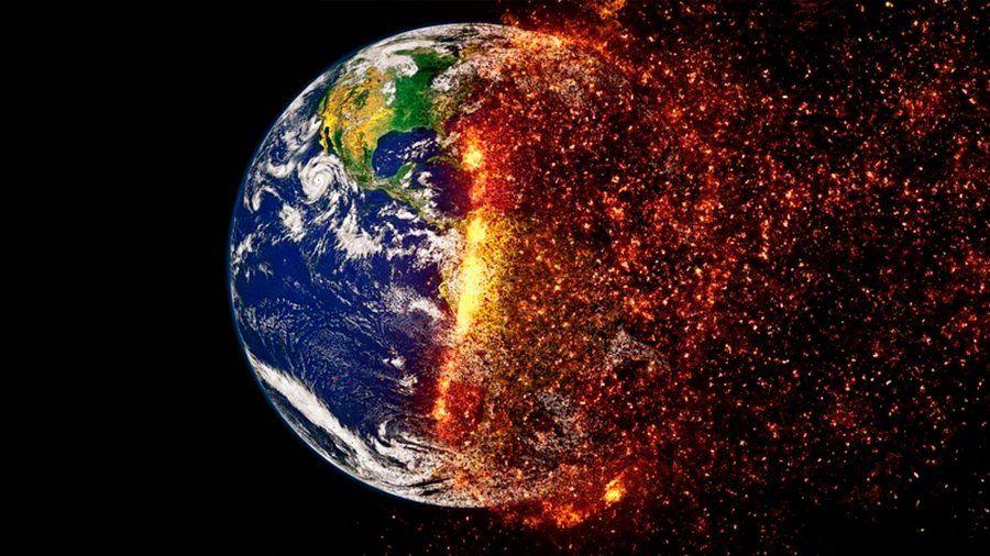 Video: qué ocurriría si la Tierra chocara contra otro planeta