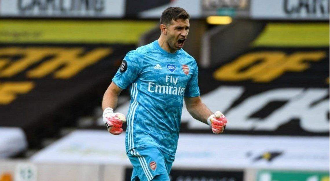 Emiliano Martínez: Nunca descartaría volver a Independiente