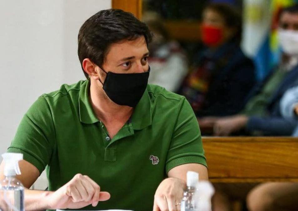 Coronavirus: Martín Yeza, el intendente de Pinamar, dio positivo
